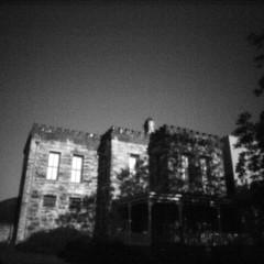 Castle (rustman) Tags: 11mm blackandwhite bnw bw centraltexas digital gx1 iso12800 m43 monochrome panasonic pinhole pinholeday s11 square texaslife thingyfy thingyfypinholpros11 wppd wppd2019