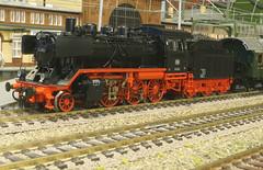 DB BR 24 054 - Roco (Stig Baumeyer) Tags: steamlocomotive damplok dampflokomotive damplokomotiv ånglok roco roco187 rocoh0 br24 baureihe24 dbbr24 dbbaureihe24 einheitslokomotive modelleisenbahn modelljernbane modelrailway modelrailroad modelljärnväg scalah0 scala187 187 h0skala h0scale h0 h0layout diorama ferromodellismo