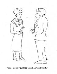 Man of Conviction (jhk&alk) Tags: cartoon