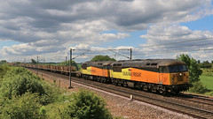 56302_2019-06-21_Colton_8241 (Tony Boyes) Tags: 56302 56078 doncaster up decoy millerhill ss engineers colton colas railfreight