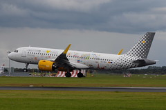 EC-NAJ A320-271N Vueling (eigjb) Tags: dublin airport eidw international collinstown ireland jet airliner transport aircraft airplane plane spotting aeroplane aviation 2019 ecnaj a320271n vueling a320 neo a20n airbus airlines barcelona special livery places