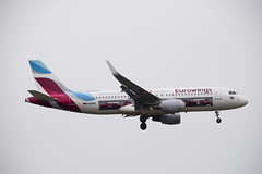 Eurowings (AVIS Livery) A320, D-AEWS, LHR (LLBG Spotter) Tags: lhr airline aircraft a320 egll special eurowings daews
