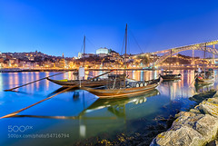 The Boats of Porto (Dr. Ernst Strasser) Tags: ifttt 500px blue hour boat boats bridge douro hdr night port wine porto portugal river dom luiz building city downtown landmark oporto ernst strasser unternehmen startups entrepreneurs unternehmertum strategie investment shareholding mergers acquisitions transaktionen fusionen unternehmenskäufe fremdfinanzierte übernahmen outsourcing unternehmenskooperationen unternehmensberater corporate finance strategic management betriebsübergabe betriebsnachfolge