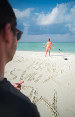 Maldives (B Hutchison) Tags: xt1 maldives fujifilm fuji xmas sand sandbank