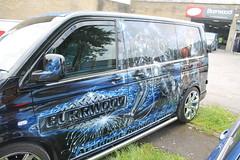VW 2006 Transporter K88 URR (2) (Boblovel) Tags: west yorks