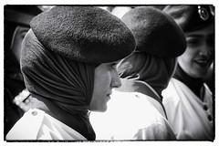 Oman in zwart wit (Gerard Stolk ( vers le debut duTour)) Tags: scheveningen denhaag haag thehague lahaye libertytallshipsregatta tallships