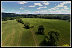 Eifellandschaft bei Bitburg-Irsch (LOMO56) Tags: landscapes landschaften eifellandschaften eifelluftbilder südeifel bitburgerland bitburg bitburgirsch drohnenluftbilder biotope