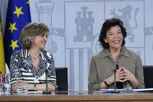 Consejo de Ministros (21/06/2019)