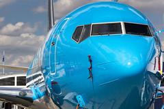 LBG - Boeing 737-83NBCF (N855DM) Amazon Prime Air (Shooting Flight) Tags: aéropassion airport aircraft airlines aéroport aviation avions sol face boeing 73783nbcf b737 b73783nbcf cargo fret amazon prime air canon 60d photography photos paris parislebourget lebourget lfpb lbg 737 737cargo n855dm
