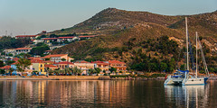 Evening Approaches - Myrina Town - Limnos (Lemnos)  Greece ( Panasonic Lumix S1 & S Lumix 24-105mm f4 Zoom) (1 of 1) (markdbaynham) Tags: people beer island greek aegean hellas panasonic hephaestus greece grecia gr birra greektown hellenic greekisland panasoniclumix myrina greekbeer greka greekholiday greeceaegean panasonicleica aegeanisland northeastaegean northaegeanisland myrinatown holiday lumix view evil s1 fullframe ff zoomlens limnos lemnos 24105mm evf 24105mmf4 mirrorless lumixer fullframemirrorless mirrorlessfullframe lumixs panasonics1 panasoniclumixs1 islandofhephaestus dc dcs1 greeklife lmount panasoniclmount