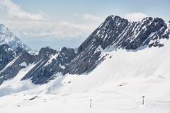 Landscape around Zugspitze - C (Gomen S) Tags: landscape snow mountain germany geology nikon summer 2019 afternoon 1680mm d7100