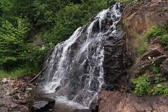 CHUTE DE LA PETITE RIVIÈRE BOSTONNAIS (Yvan Boudreault) Tags: chute cascade waterfall water eau landscape paysage
