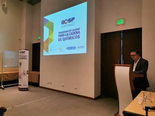 Talleres de Lanzamiento Regionales - GQSP