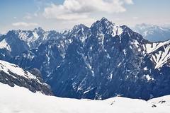 Landscape around Zugspitze - B1 (Gomen S) Tags: landscape snow mountain germany geology nikon summer 2019 afternoon 1680mm d7100