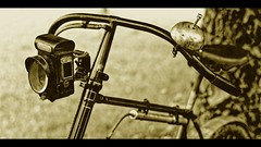 Back to the past (Photography Christophe.H) Tags: vintage bicycles vélos bzh exterieur reflex canon 50mm