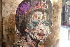Napoli street art NSA007. (Joanbrebo) Tags:
