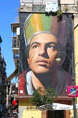 Napoli street art NSA008. (Joanbrebo) Tags:
