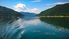 (Cornel35) Tags: river lake water nature tree lumia 640 sky summer mountains romania europe forest beautiful