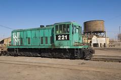 GE With Big Feet (joemcmillan118) Tags: baquedano antofagasta chile ferronor