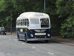OTT43     P6215747sm (Preselector) Tags: royalbluerun bristol ott43 ls6g ecw coach royalblue 2200