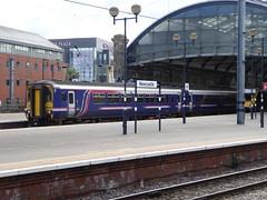 156465 at Newcastle (20/6/19) (*ECMLexpress*) Tags: arriva northern class 156 super sprinter dmu 156465 newcastle central ecml