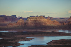 Alstrom Point View (CraDorPhoto) Tags: canon5dsr landscape water lake lakepowell nature outdoors outside utah usa sky blue mountains buttes