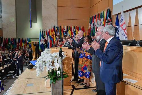 108th (Centenary) Session of the International Labour Conference. Geneva, 10-21 June 2019