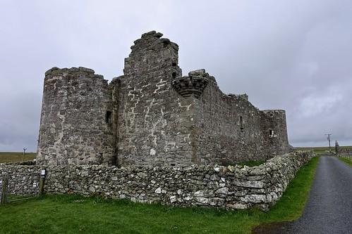 Muness Castle Unst