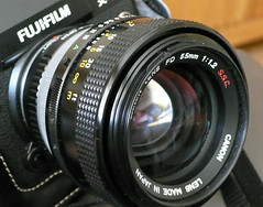 Canon F1.2 SSC (martin.bruntnell) Tags: canon f12 55mm