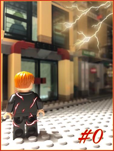 Flash Issue 0 (Origins) - A DCU Comic