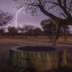 Strike (Photo Lab by Ross Farnham) Tags: lightning south africa rossfarnham sony a9 1635mm storm leopardsong nightshot