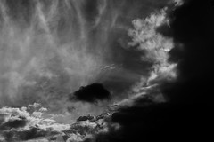 Triangulation (Listenwave Photography) Tags: ngc nature bnwphotography triangulation foveon dp3m sigma bnw clouds sky listenwave
