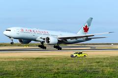 CTVR - Air Canada B777-200 C-FIVK (CKwok Photography) Tags: yvr cyvr aircanada b777 cfivk
