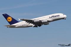 Airbus A380 -841 LUFTHANSA D-AIMN 177 Francfort juin 2019 (Thibaud.S.) Tags: airbus a380 841 lufthansa daimn 177 francfort juin 2019