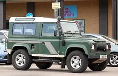P360 FRY (Nivek.Old.Gold) Tags: 1997 land rover defender 90 tdi station wagon 2495cc