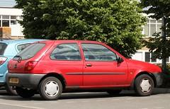 P58 NBM (2) (Nivek.Old.Gold) Tags: 1996 ford fiesta lx 16v auto 3door 1242cc