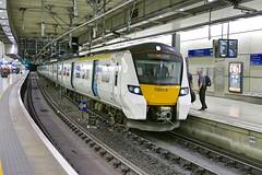 Thameslink Desiro 700018 at St Pancras International (Mark Bowerbank) Tags: thameslink desiro 700018 st pancras international
