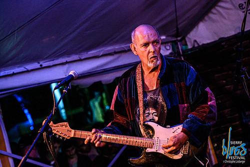 Casal & Friends @ Sierre Blues Festival