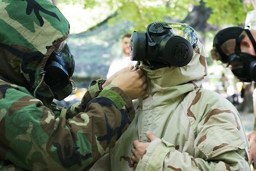 6th Regiment Advanced Camp, CBRN