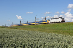 NSR 186-149 at Nieuw-Vennep, June 21, 2019 (cklx) Tags: nieuwvennep hsl hogesnelheidslijn intercitydirect icd thalys