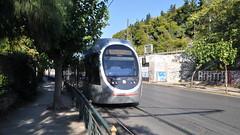 2017-09-01 Athens Tramway Nr.10033 (beranekp) Tags: greece griechenland athens tramvaj tramway tram tranvia šalina strassenbahn elektrika električka 10033