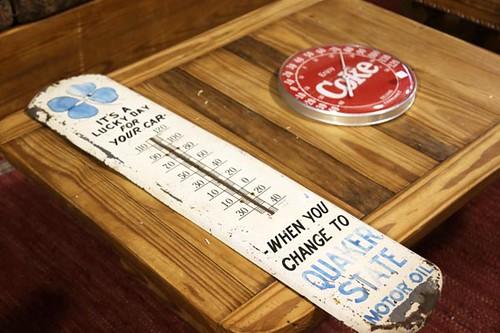 Quaker Thermometer ($212.80)