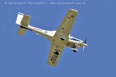 0991 Tutor (photozone72) Tags: raf tutordisplay grobtutor tutor wingswheels dunsfold dunsfoldpark aviation aircraft airshows airshow canon canon7dmk2 canon100400f4556lii 7dmk2