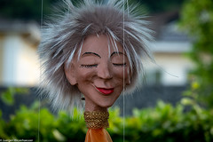 Rheinufer Bingen - Marionette (J.Weyerhäuser) Tags: bingen rheinufer