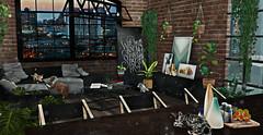 A little bit boho... (yram_cobain) Tags: sayo rezzroom furniture