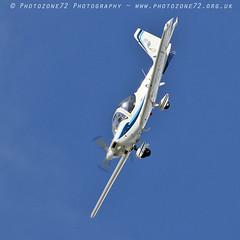 1022 Tutor (photozone72) Tags: raf tutordisplay grobtutor tutor wingswheels dunsfold dunsfoldpark aviation aircraft airshows airshow canon canon7dmk2 canon100400f4556lii 7dmk2