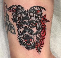Steve Pearson - Black 13 Tattoo
