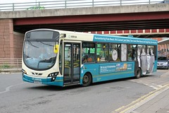 10831 20190605 Arriva Merseyside MX09 OPD (CWG43) Tags: bus uk arrivamerseyside vdl sb200 wright mx09opd