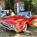Ford Thunderbird convertible, 1961