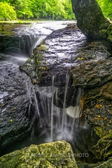 Splish-Splash, 2019.06.17 (Aaron Glenn Campbell) Tags: oldstonefortarchaeologicalpark coffeecounty manchester duckriver waterfall tnwaterfalls tennessee statepark ruins foundation moss trees rock nature outdoors optoutside on1effects nikcollection colorefexpro viveza sony a6000 ilce6000 mirrorless rokinon 12mmf2ncscs wideangle primelens manualfocus emount ndfilter neutraldensity tiffen
